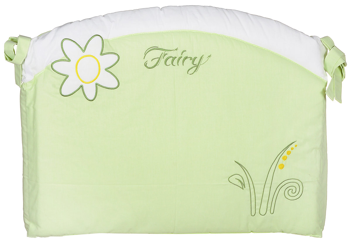 Fairy Бортик в кроватку На лугу -  Бортики, бамперы
