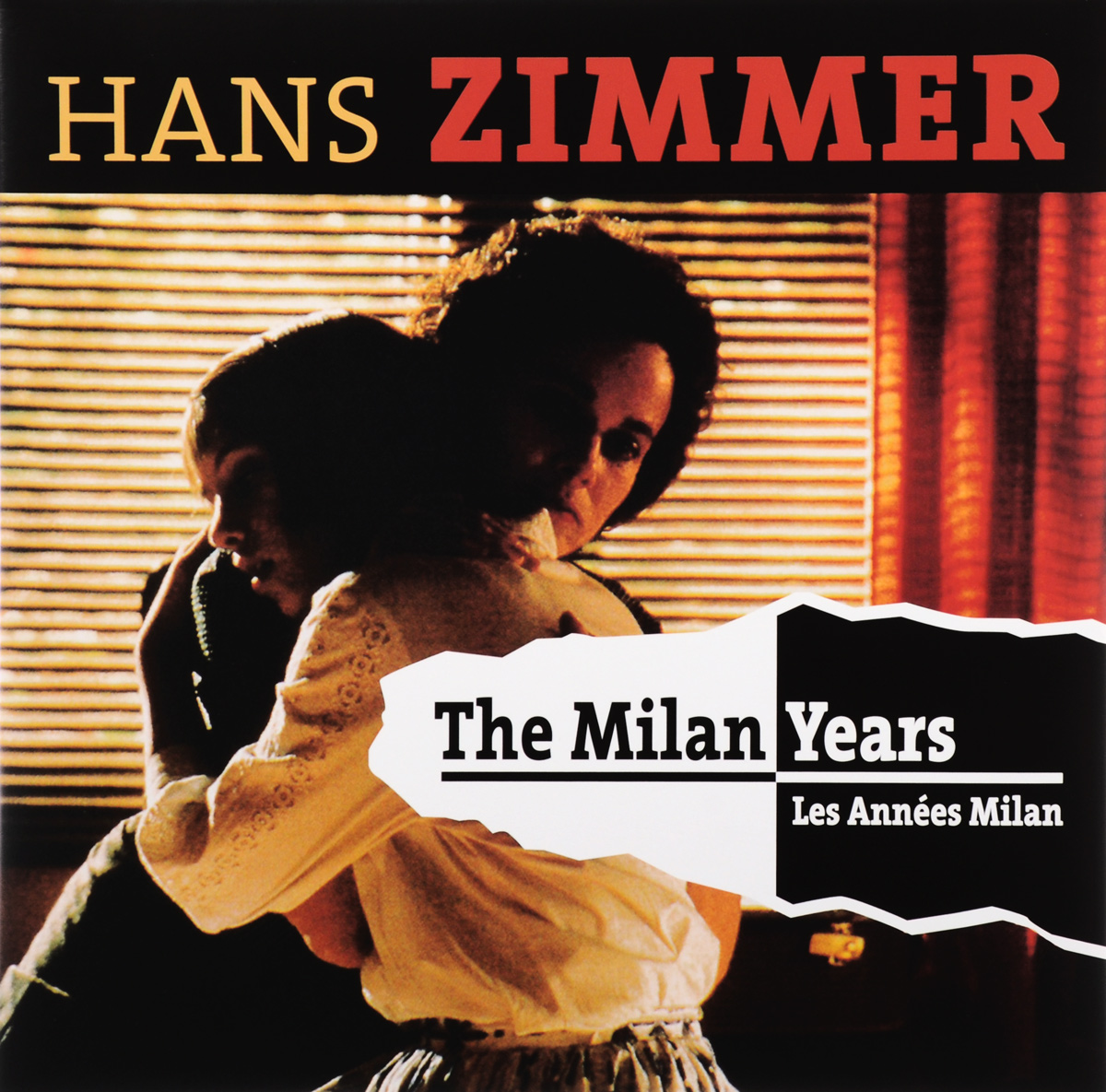 Ганс Циммер Hans Zimmer. The Milan Years (2 LP) hans zimmer hans zimmer live in prague 4 lp