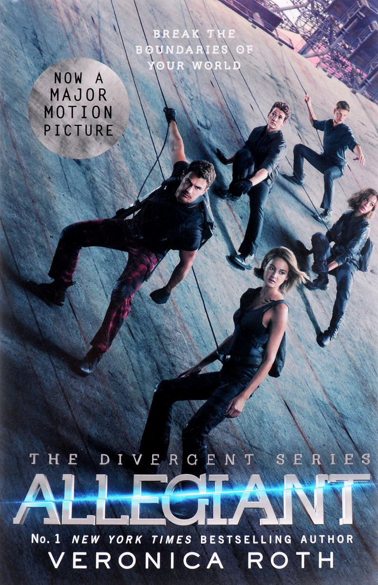Divergent 3: Allegiant: Film Tie-In four a divergent collection