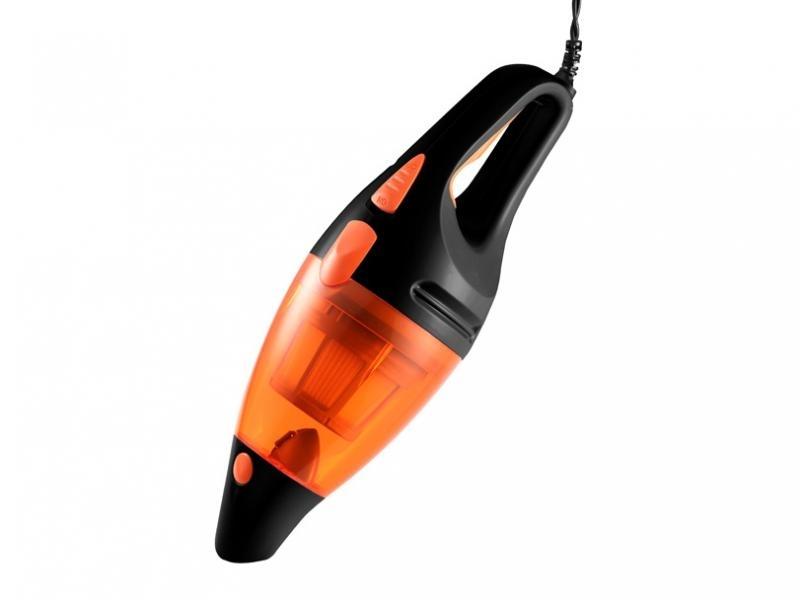 Пылесос автомобильный Phantom PH2007, цвет: оранжевый, черныйПылесос автомобильный Phantom PH2007, цвет: оранжевый, черныйЭтот пылесос имеет массу преимуществ, благодаря подвижному сочленению рабочей части с рукоятью, фильтру многоразового использования и комплекту из четырех насадок.