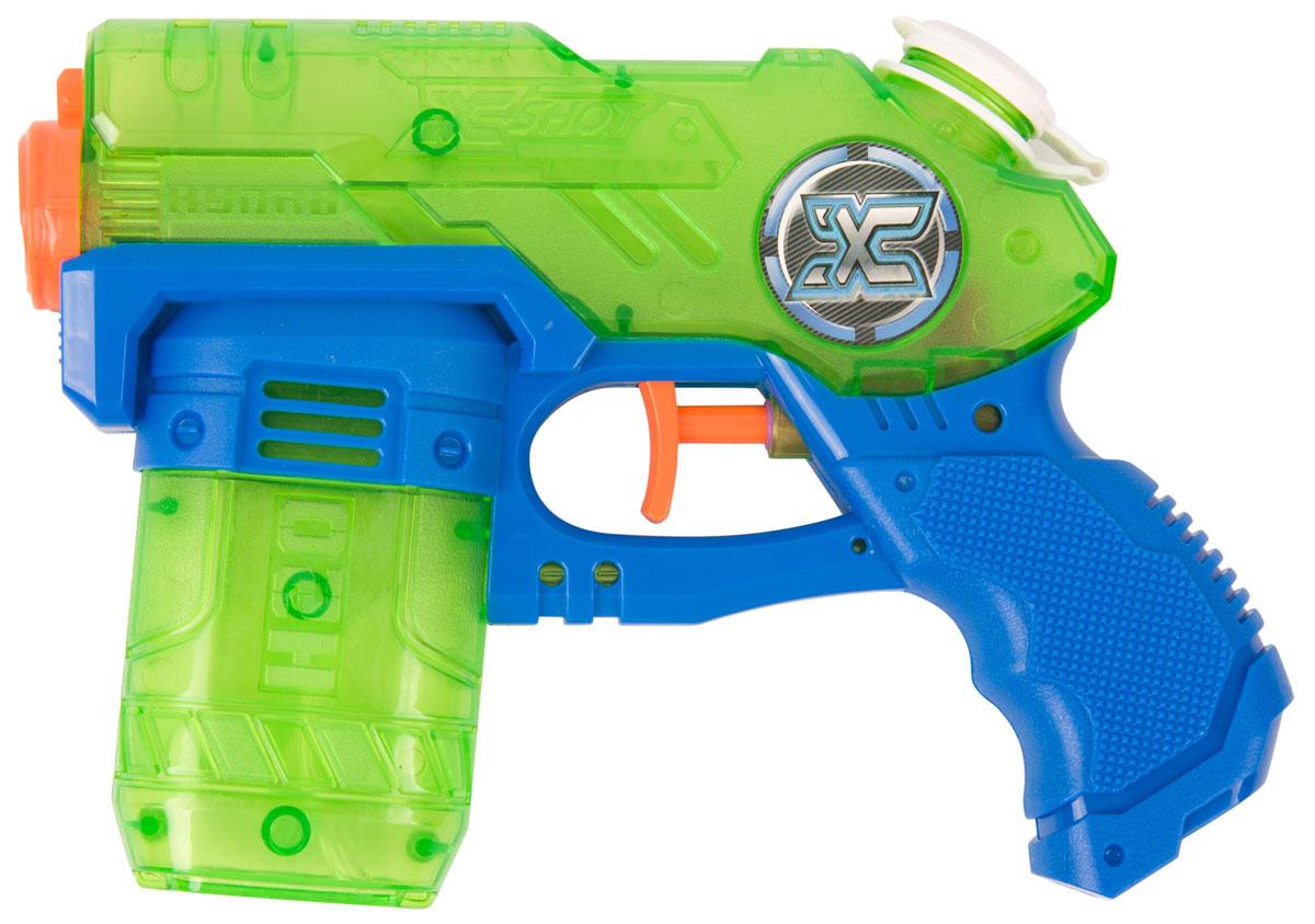 XSHOT Водное оружие Проливной дождь водный бластер x shot проливной дождь зеленый 01226