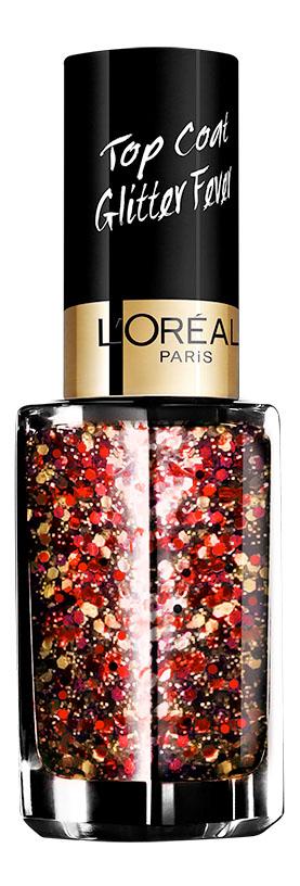 LOreal Paris Верхнее покрытие для ногтей Top Coat, оттенок 952, Фламенко, 5 млA8801700Верхнее покрытие Color Riche – самый последний тренд в области маникюра. С помощью уникальной коллекции эффектов теперь возможно придать ногтям совершенно новый, роскошный вид.