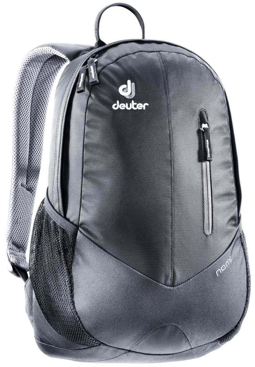 Рюкзак Deuter Daypacks Nomi, цвет: черный, 16 л рюкзак deuter daypacks giga bike 28l 2015 turquoise midnight