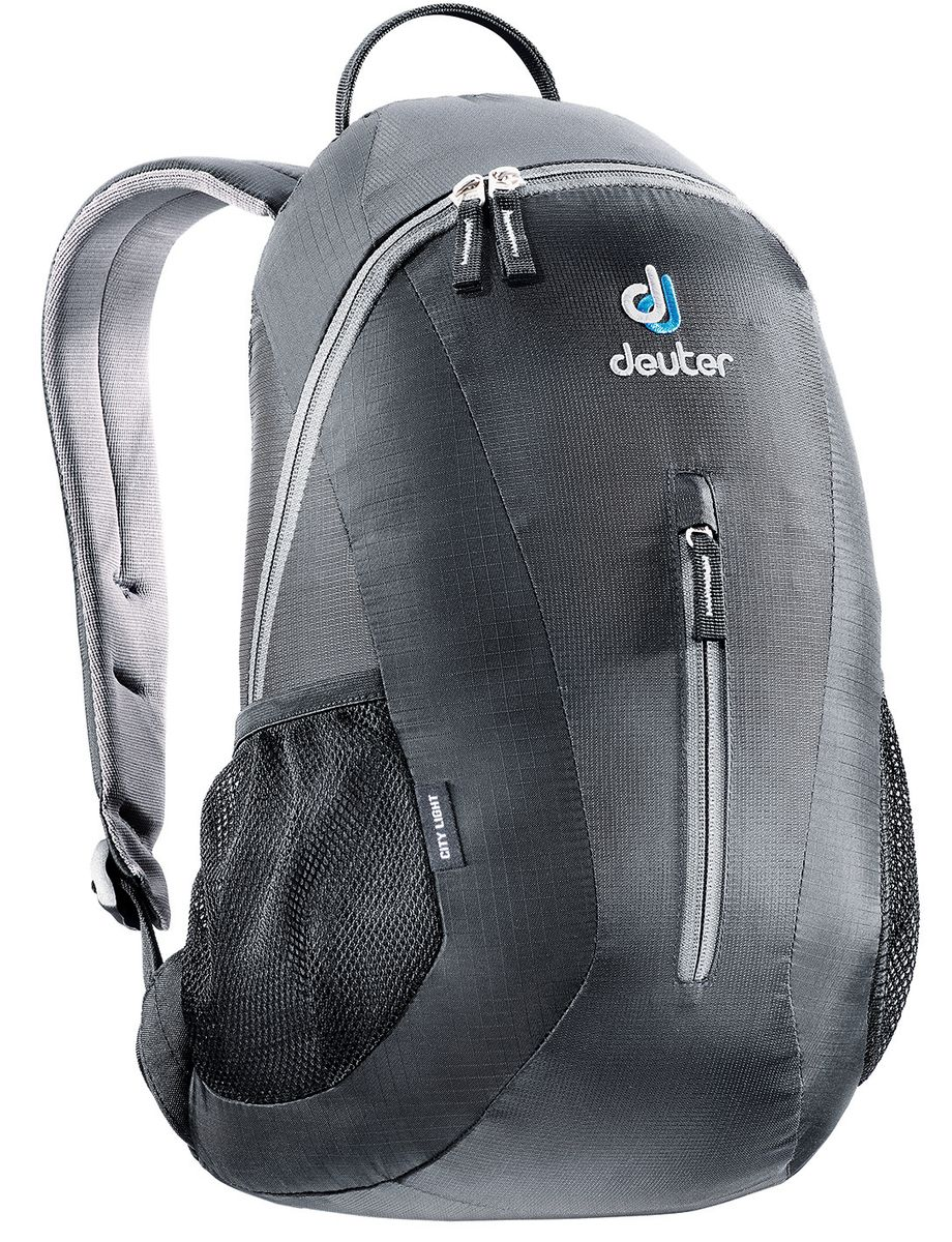 Рюкзак спортивный Deuter Daypacks City, цвет: черный, 16 л рюкзак deuter daypacks giga цвет бирюзовый 28 л