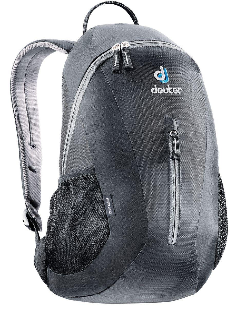 Рюкзак спортивный Deuter Daypacks City, цвет: черный, 16 л рюкзак deuter daypacks giga blueline check б р
