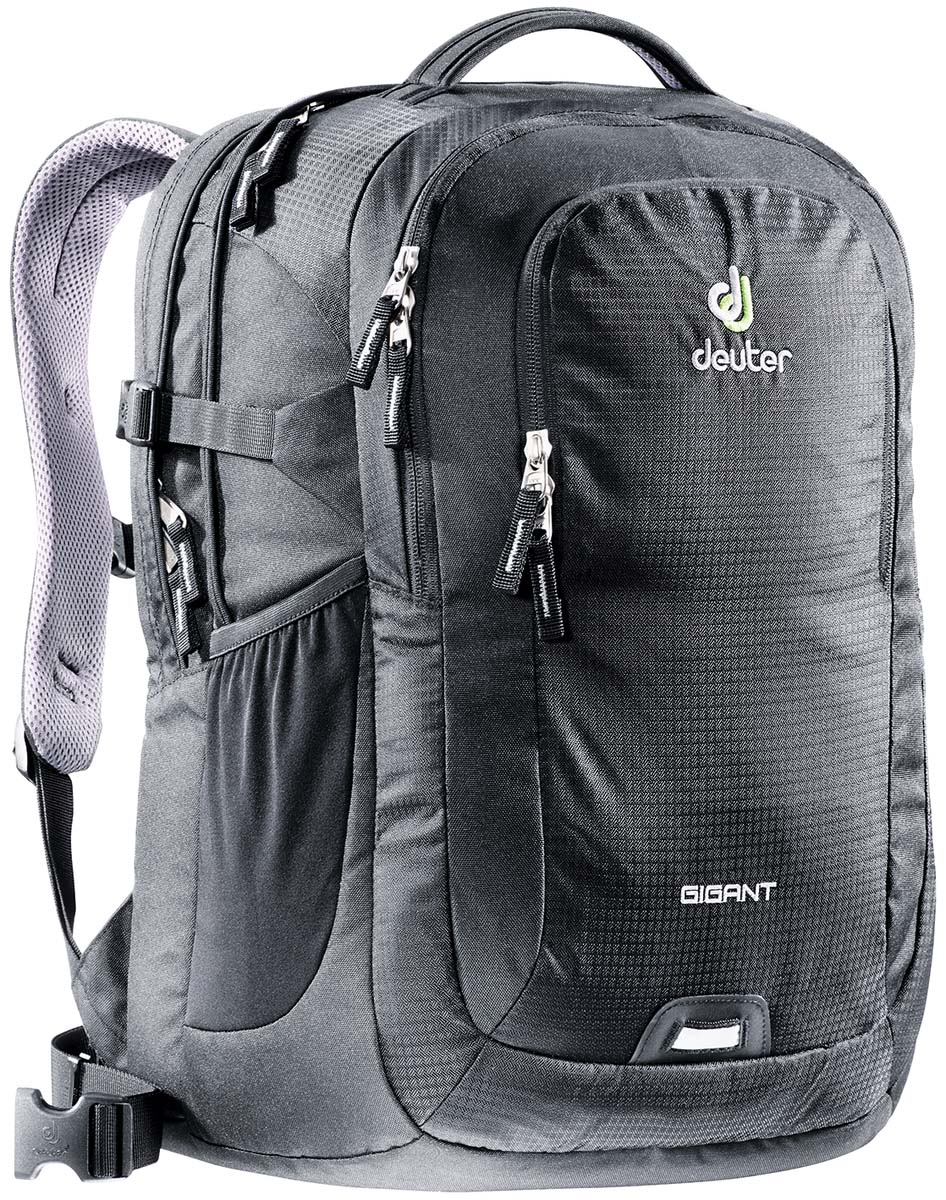 Рюкзак Deuter Daypacks Gigant, цвет: черный, 32 л рюкзак deuter daypacks gigant bay dresscode б р uni