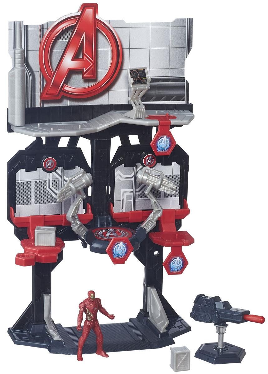 Avengers Игровой набор Iron Man Armory hasbro игровой набор b1402 мстителей avengers
