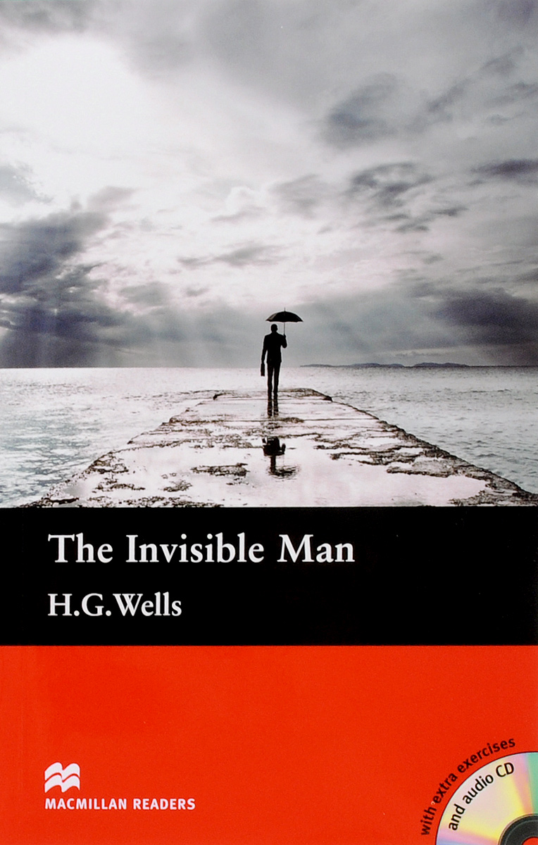 MRpre Invisible Man, The + CD уэллс г the invisible man