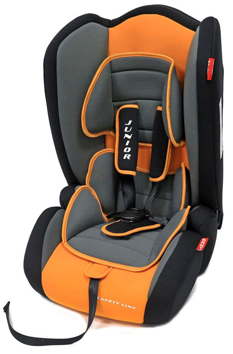 Rant Автокресло Junior цвет оранжевый от 9 до 36 кг