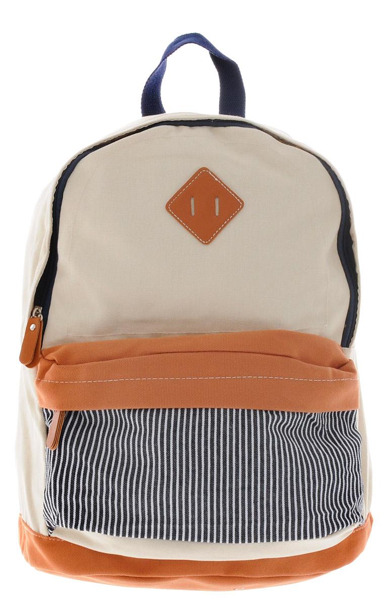 Centrum Рюкзак детский цвет светло-бежевый светло-коричневый centrum рюкзак cool girl