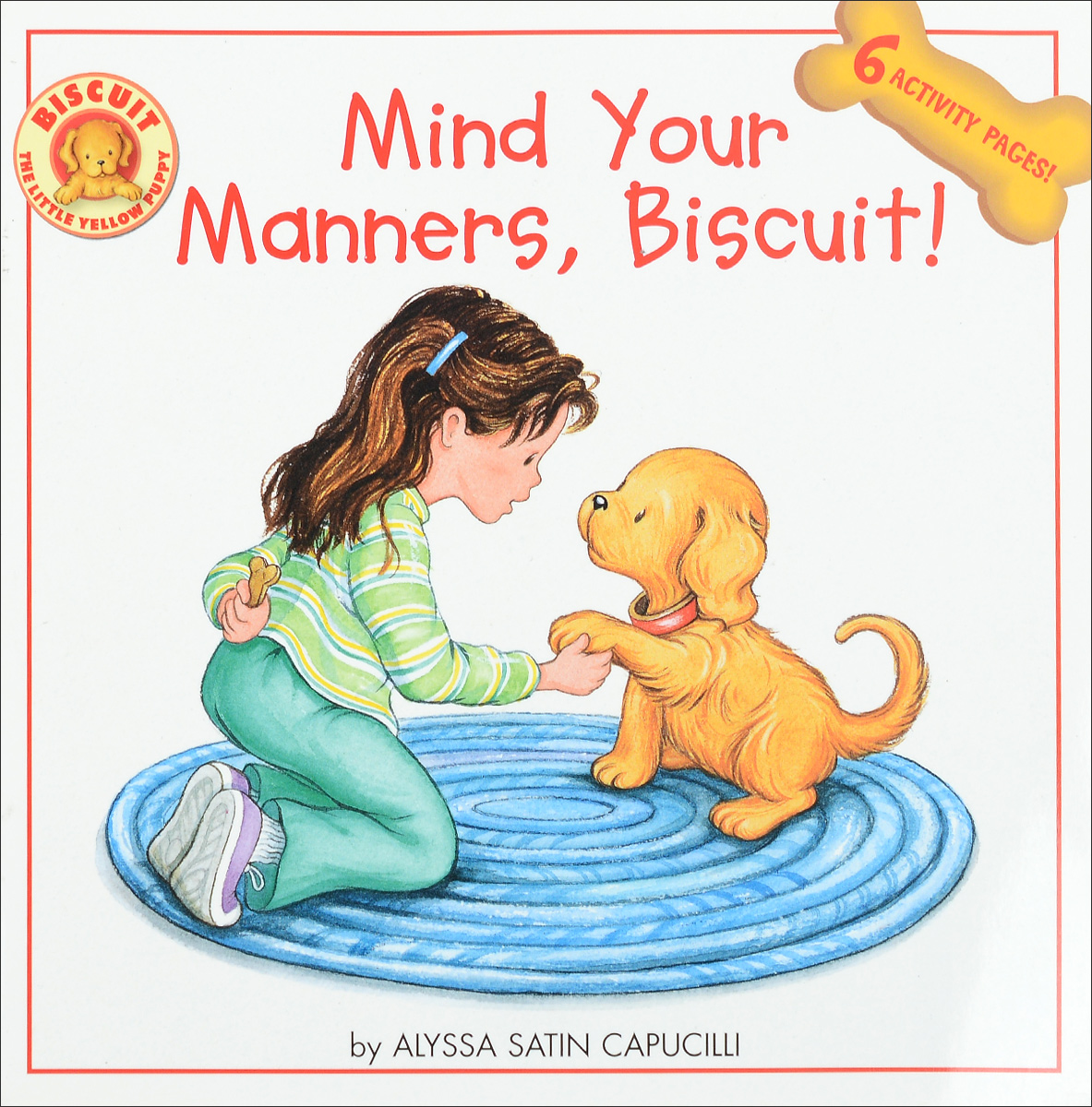 Mind Your Manners, Biscuit! (Biscuit) french manners