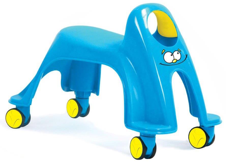 Bradex Каталка детская Вихрь цвет голубой
