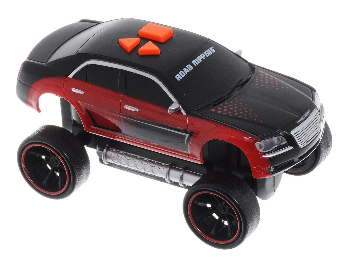 Toystate Машинка Road Rippers цвет черный красный машинки toystate машинка