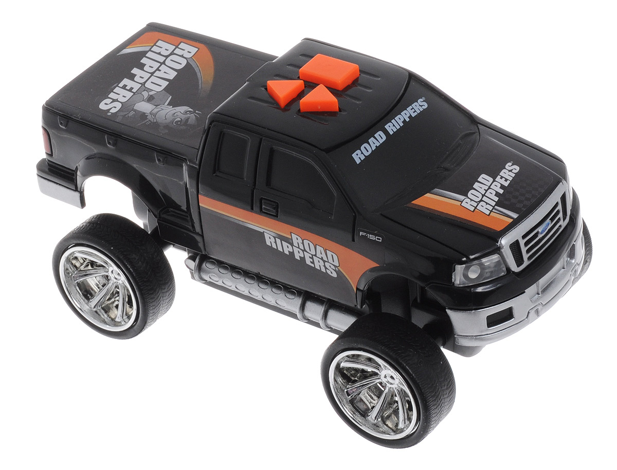 Toystate Машинка Road Rippers цвет черный машинки toystate машинка toystate