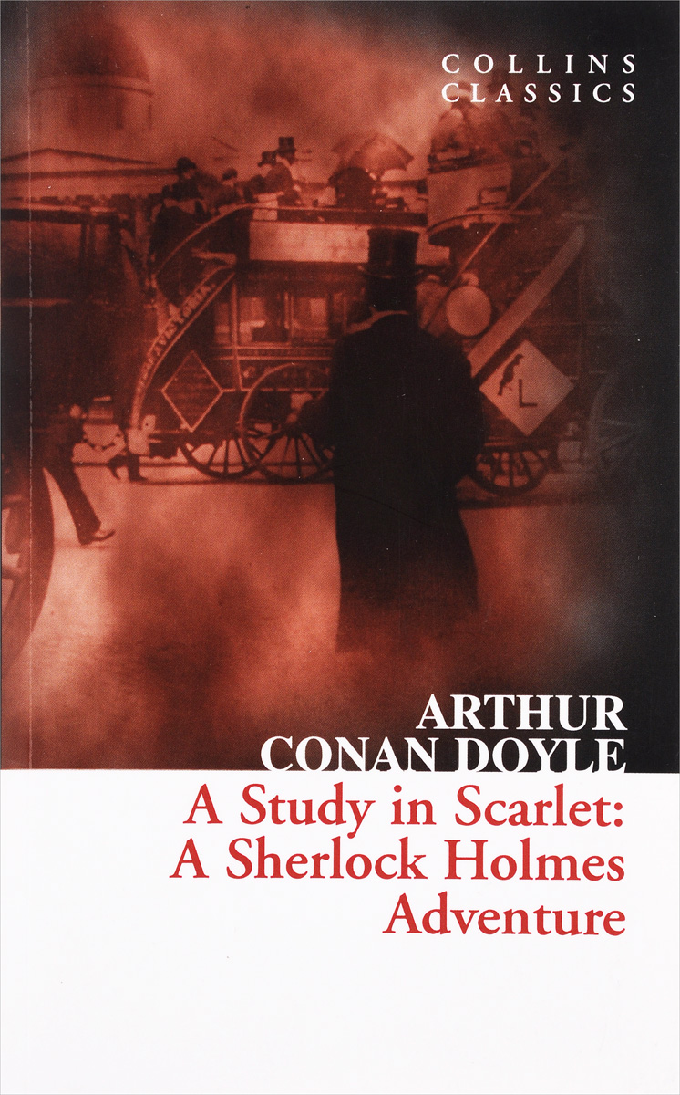 A Study in Scarlet: A Sherlock Holmes Adventure highsmith p found in the street