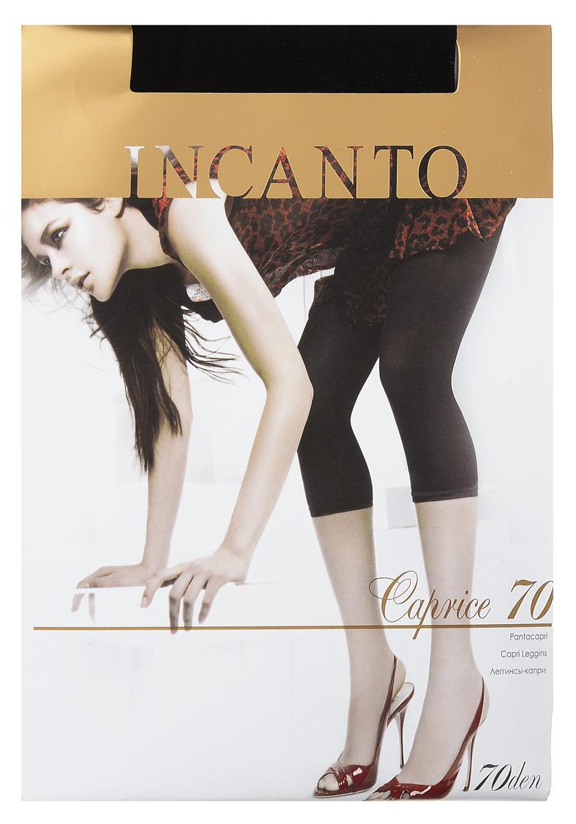 Купить Леггинсы женские Incanto Caprice 70, цвет: Nero (черный). 7820. Размер 2 (42/44)
