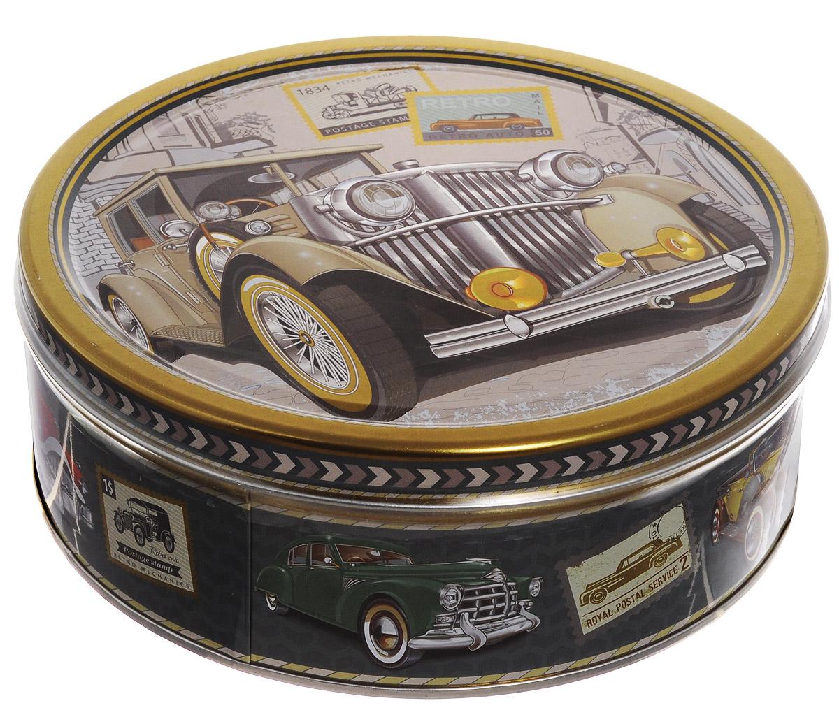 Monte Christo Ретромобиль печенье со сливочным маслом, 400 г4600416018192_бежевый автомобильВ современном мире тема ретромобиля невероятно актуальна: большинство мужчин с большим интересом погружаются в культуру старинных автомобилей, культуру 40-х годов ХХ века.Печенье Monte Christo Ретромобиль было создано специально для мужчин, как готовый подарок к любому празднику.В серии —три варианта винтажного дизайна. Пустую банку с изображением ретромобиля при желании можно оставить себе на память.