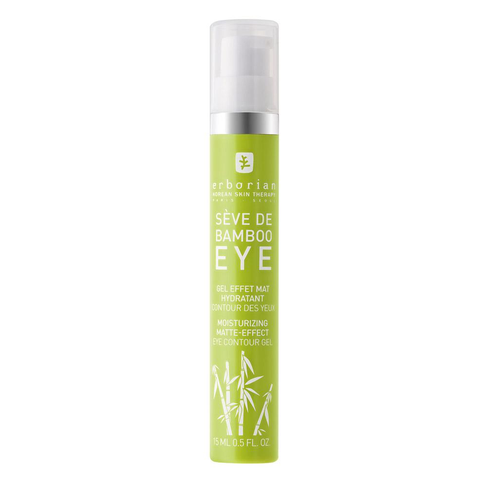 Erborian BAMBOO Увлажняющий уход за кожей вокруг глаз 15 мл781175Бамбук Увлажняющий уход за кожей вокруг глаз помогает мгновенно уменьшить признаки усталости области вокруг глаз: обезвоживание, мешки под глазами и сухость кожи. Его увлажняющая формула содержит бамбук, который помогает увлажнить слабую кожу вокруг глаз, придавая ей здоровый цвет и вид. Завершающий штрих уменьшает припухлости, темные круги под глазами. Глаза выглядят отдохнувшими, излучают блеск и свежесть.