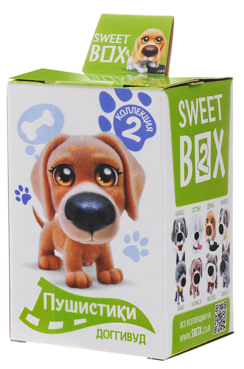Sweet Box Пушистики Доггивуд мармелад жевательный с игрушкой, 10 г sweet box пони на ладони мармелад жевательный с игрушкой 10 г