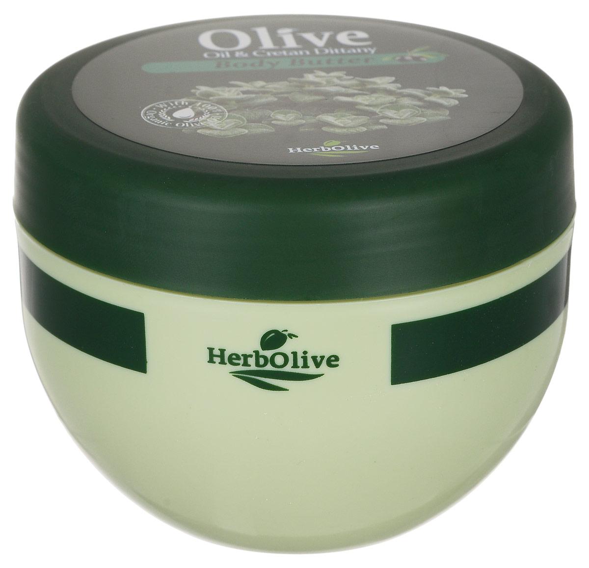 HerbOlive Масло для тела с критским диктамосом (душица) 250 мл