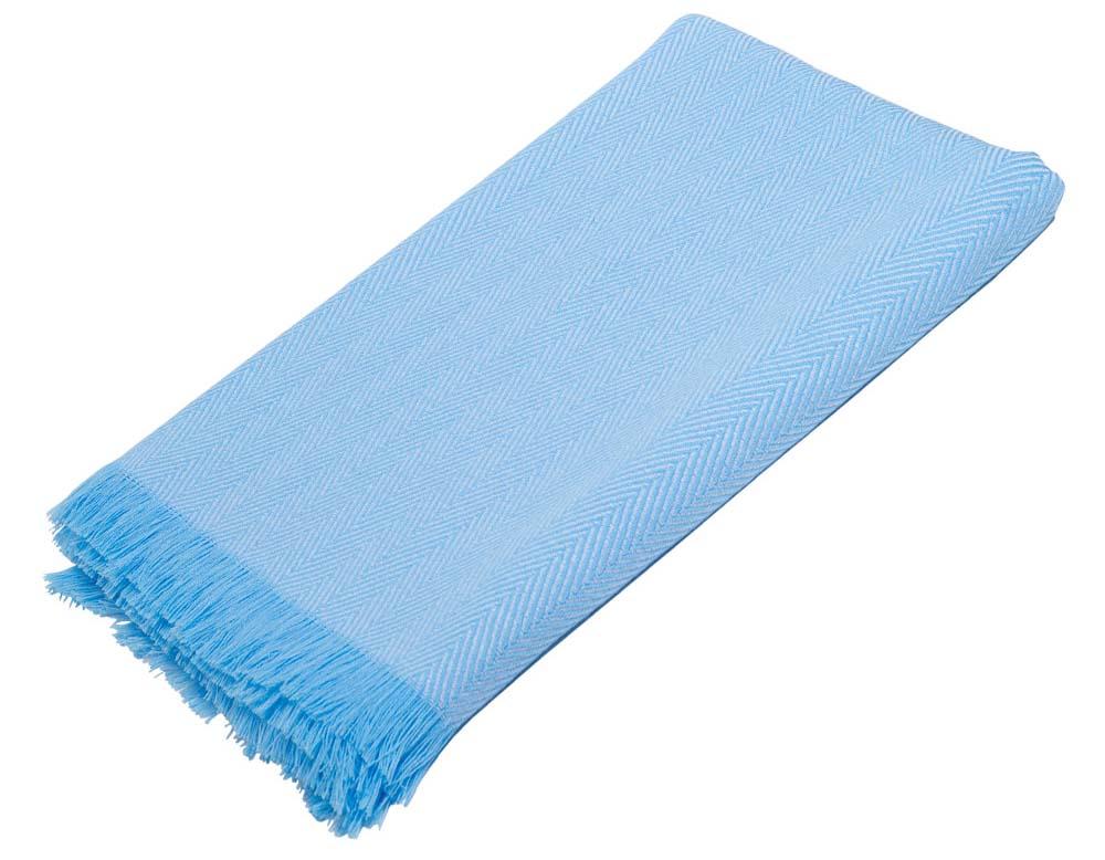 Плед Руно Бриз, цвет: голубой, 140х200 см. 1-049-140 (04)1-049-140 (04)Плед Руно Бриз гармонично впишется в интерьер вашего дома и создаст атмосферу уюта и комфорта. Чрезвычайно мягкий и теплый плед с кистями. Высочайшее качество материала гарантирует безопасность не только взрослых, но и самых маленьких членов семьи.Плед - это такой подарок, который будет всегда актуален, особенно для ваших родных и близких, ведь вы дарите им частичку своего тепла!