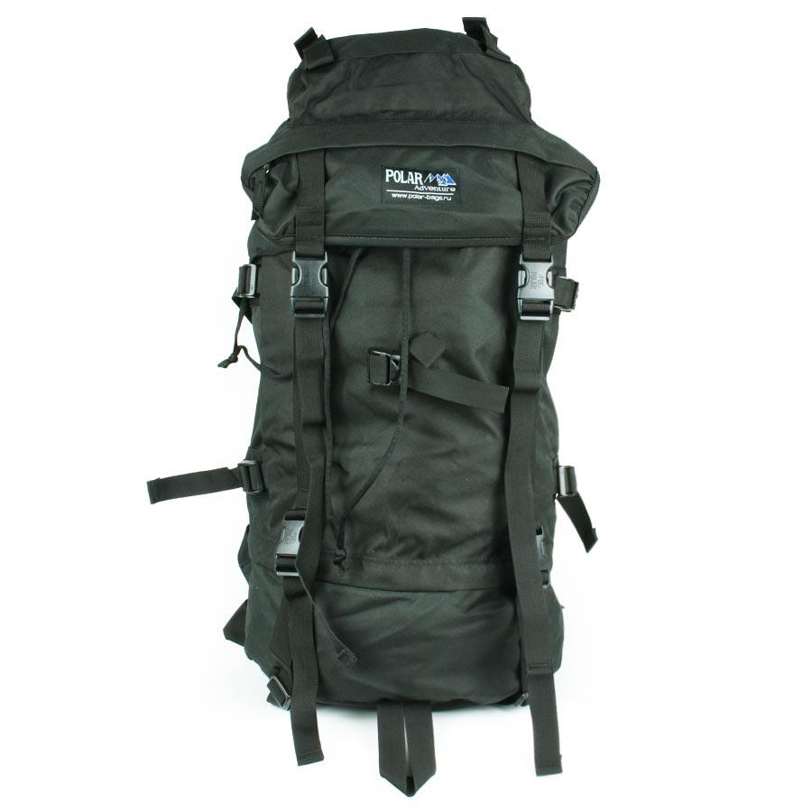 Рюкзак экспедиционный Polar, цвет: черный, 45 л. П930-05П930-05Экспедиционный рюкзак Polar с загрузкой сверху отлично подойдет для прогулок в горах и походов. Он выполнен из полиэстера. Эффективная система вентиляции спины Air плюс полный набор функций. Основное отделение разделено на две части для разных вещей. При желании его можно сделать одним объемным просто расстегнув молнию на перегородке. Особенности:- Набедренный поддерживающий пояс.- Плечевые лямки анатомической формы из сетки со стабилизирующими ремнями.- Карман в верхнем клапане.- Петли на верхнем клапане для крепления дополнительного снаряжения.- Петля для телескопических палок и ледовых инструментов.- Боковые и передние стягивающие ремни.