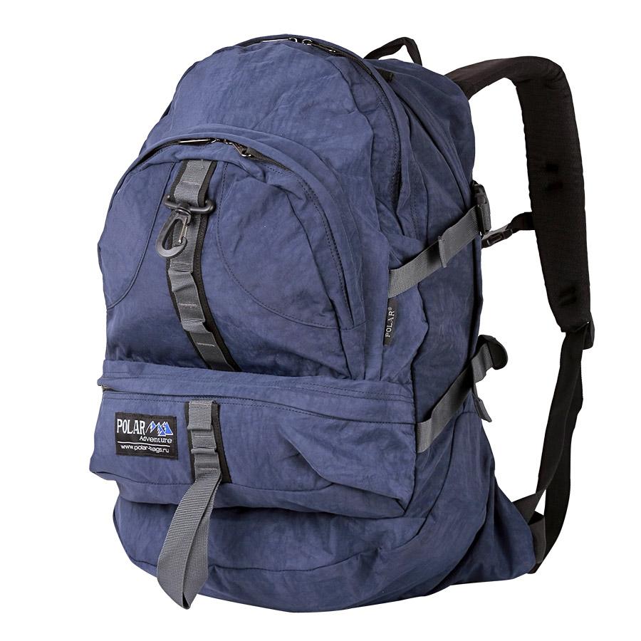 Рюкзак городской Polar, 25,5 л, цвет: синий. П952-04