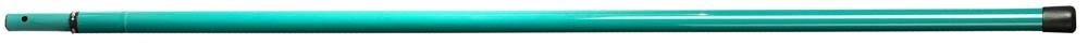 Ручка Raco телескопическая, длина 1,5-2,4 м4218-53380FТелескопическая ручка Raco подходит для сучкорезов Raco 4218-53/372C и 4218-53/375C. Это приспособление облегчит труд по формированию кроны, экономя физические силы садовода. Штанга оснащена простым и надежным фиксирующим механизмом. Она выполнена из стали и прослужит длительное время. Ее длина варьируется в пределах от 1,5 до 2,4 м.