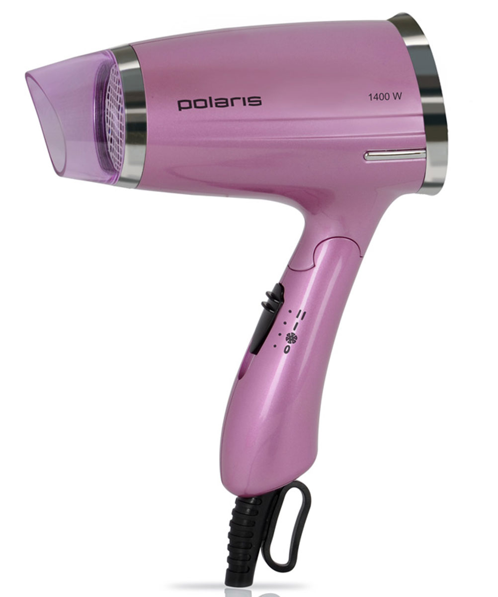 Polaris PHD 1463T, Pink фен bosch phd 3300 фен для волос blue