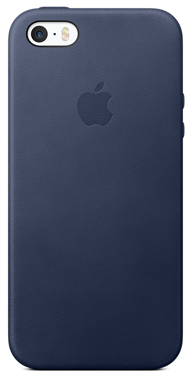 Apple Case чехол для iPhone 5/5s/SE, Midnight Blue