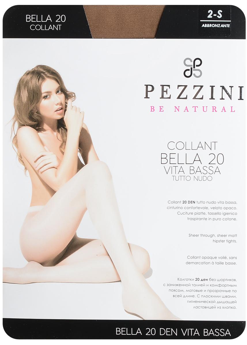 Колготки женские Pezzini Bella 20, цвет: Abbronzante (бронзовый). Be20-ab. Размер 4 (L)Be20-abСтильные классические колготки Pezzini Velata 20, изготовленные из эластичного полиамида, идеально дополнят ваш образ и превосходно подойдут к любым платьям и юбкам.Тонкие шелковистые колготки с заниженной талией легко тянутся, что делает их комфортными в носке. Гладкие и мягкие на ощупь, они имеют комфортный мягкий пояс, удобные плоские швы, гигиеническую ластовицу и укрепленный прозрачный мысок. Идеальное облегание и комфорт гарантированы при каждом движении.Плотность: 20 den.