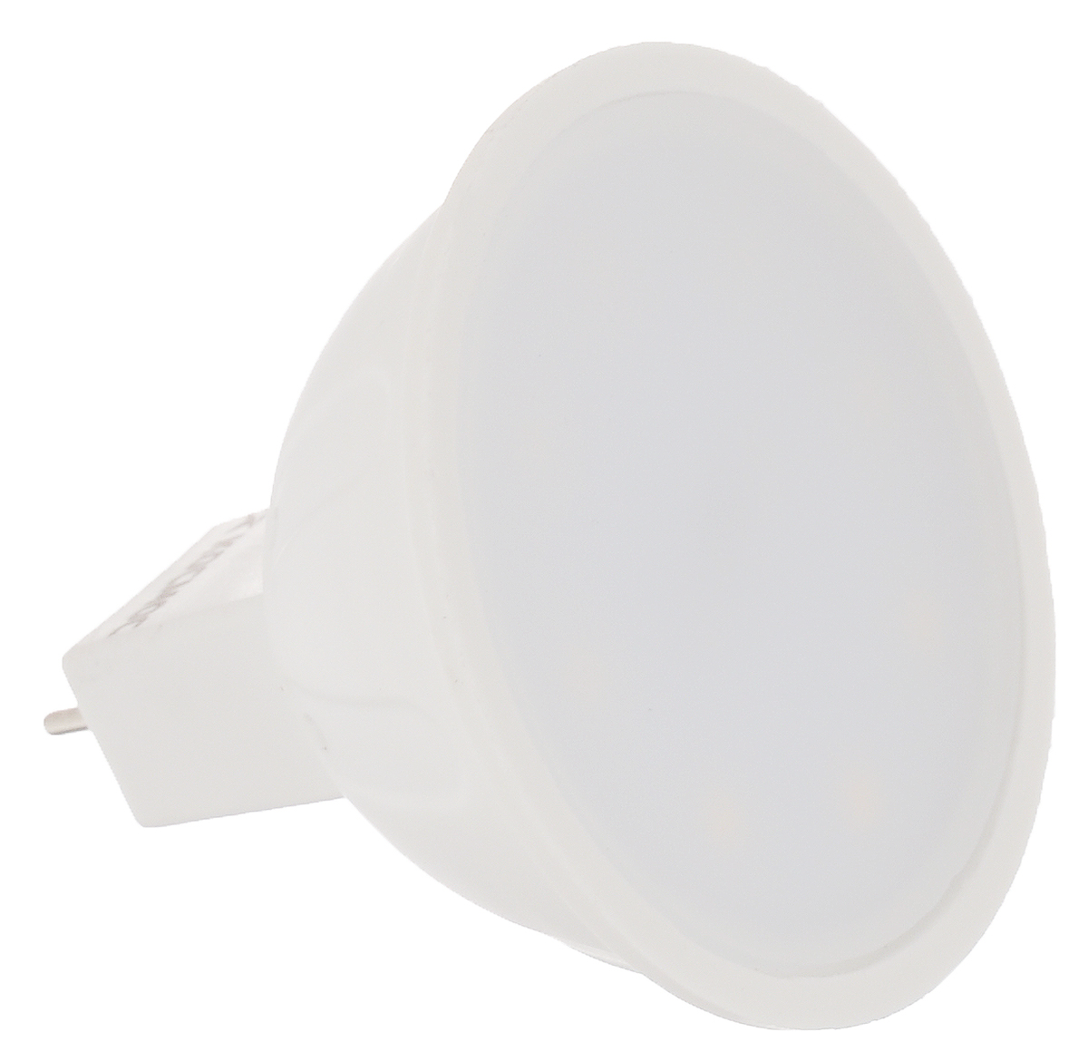 Светодиодная лампа Kosmos, белый свет, цоколь GU5.3, 5WLksm_LED5wJCDRC45Энергосберегающая лампа Kosmos - это инновационное решение, разработанное на основе новейших светодиодных технологий (LED) для эффективной замены любых видов галогенных или обыкновенных ламп накаливания во всех типах осветительных приборов. Она хорошо подойдет для создания рабочей атмосферыв производственных и общественных зданиях, спортивных и торговых залах, в офисах и учреждениях. Лампа не содержит ртути и других вредных веществ, экологически безопасна и не требует утилизации, не выделяет при работе ультрафиолетовое и инфракрасное излучение. Исполнена в пластиковом корпусе. Оснащена рефлекторным рассеивателем.Напряжение: 220-240 В. Использовать при температуре: от -40° до +50°.