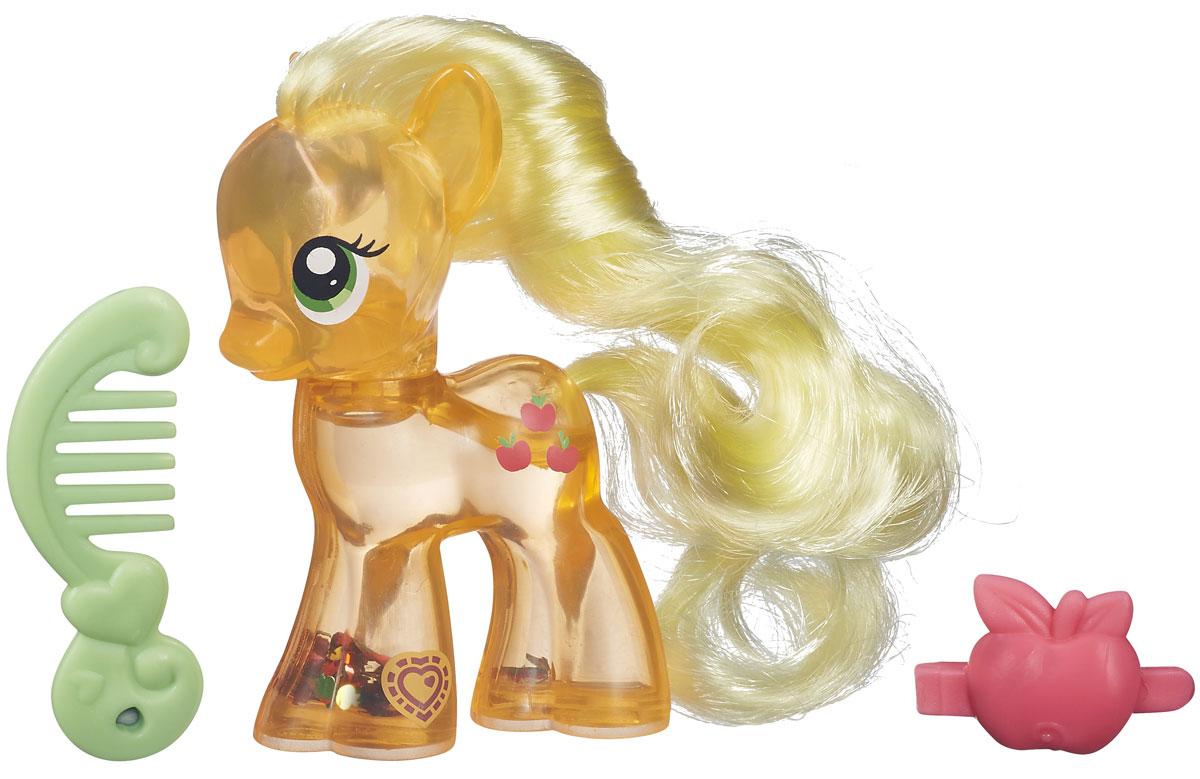 My Little Pony Игровой набор Пони с блестками AppleJack