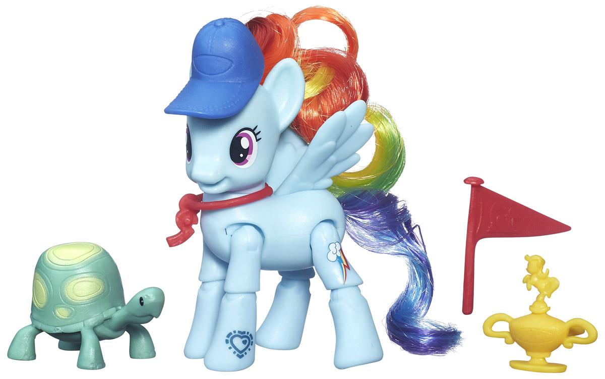 My Little Pony Игровой набор Пони Rainbow Dash my little pony игровой набор design a pony rainbow dash