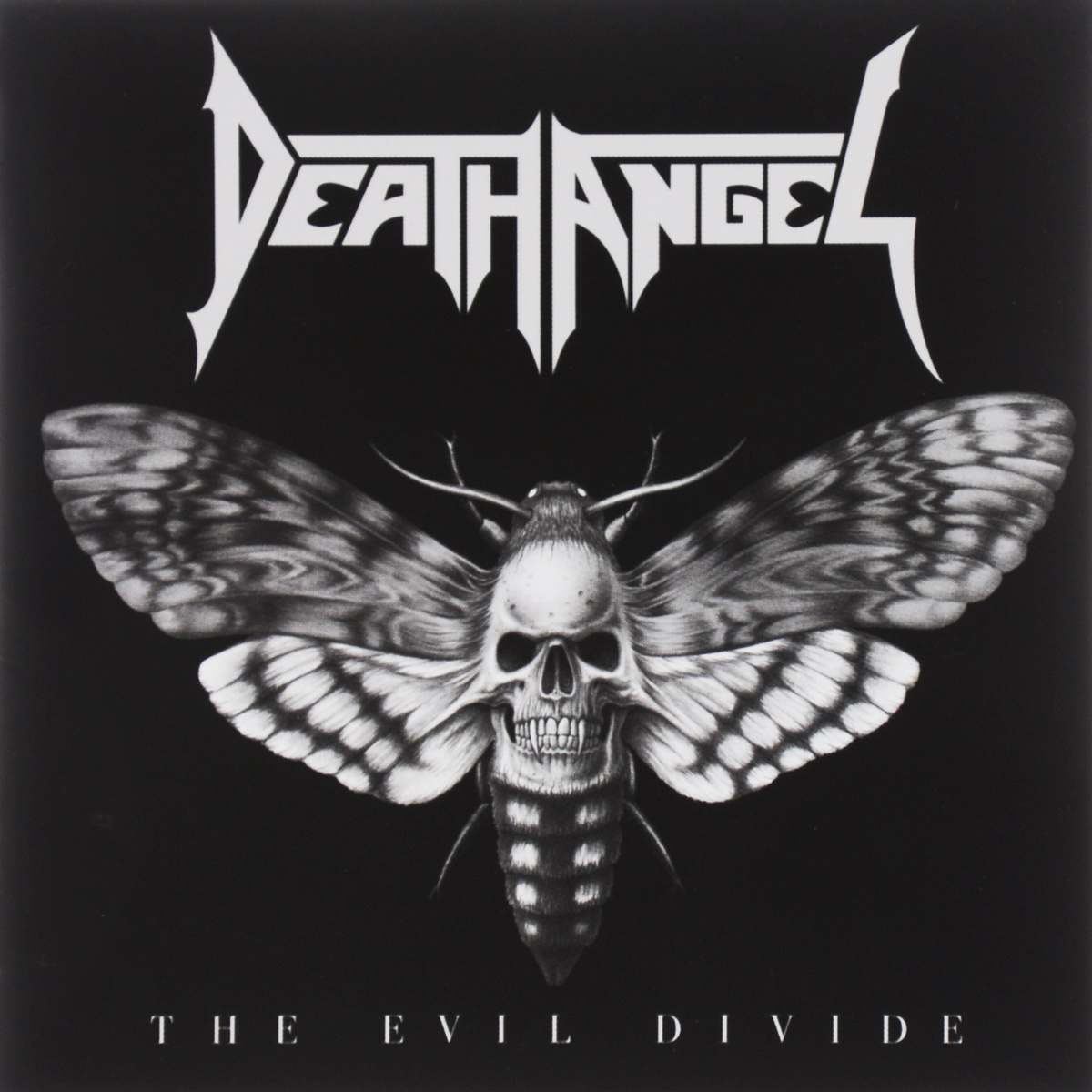 Death Angel Death Angel The Evil Divide