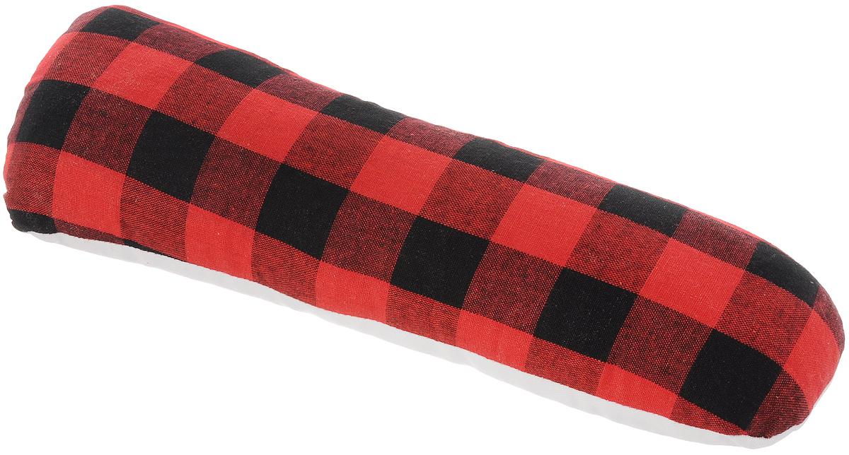 Болванка для глажения рукава Hemline, 29 х 10 х 7 смP4161Оригинальная болванка Hemline предназначена для безупречного проглаживания длинных и труднодоступных швов. Прекрасно подходит для сборок. Не оставляет отпечатков швов на лицевой стороне ткани.Материалы: опилки, шерсть, акрил.