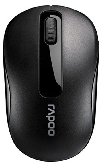 Мышь Rapoo M10, Black мышь rapoo 3920p black