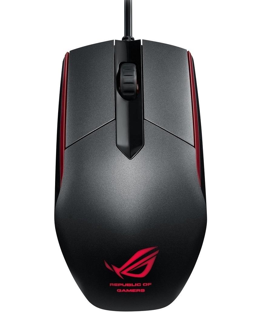 Игровая мышь ASUS ROG Sica, Black Red90MP00B1-B0UA00 Мышь ROG Sica, созданная в сотрудничестве с профессиональными геймерами из команды Taipei Assassins, оптимизирована для многопользовательских игр жанра MOBA (Multiplayer Online Battle Arena). Она оснащена оптическим датчиком с разрешением 5000 точек на дюйм и обладает симметричной формой с отдельно выполненными основными кнопками, которую особенно оценят игроки, предпочитающие хват пальцами. Благодаря специальным разъемам вы сможете легко заменить переключатели на те, которые лучше всего подходят вашему стилю игры.Почему кнопки ROG Sica обеспечивают лучший отклик на нажатие? Кнопки мыши выполнены отдельно от корпуса и обладают уменьшенным ходом, поэтому для их срабатывания нужно приложить меньшую силу. ROG Sica обеспечивает мгновенную реакцию в игре!Эксклюзивный разъем ROG Sica оборудована специальными разъемами для быстрой замены переключателей. Все, что вам нужно сделать, это открутить два нижних винта, чтобы снять верхнюю крышку мыши и получить доступ к разъемам. После чего заменить переключатели на обладающие оптимальным для вашего стиля игры сопротивлением будет делом считанных секунд.Высокая точность Разрешение оптического сенсора PMW3310 составляет до 5000 точек на дюйм и регулируется с шагом 50 точек на дюйм. ROG Sica может отслеживать перемещение со скоростью до 130 дюймов в секунду и ускорением до 30g для молниеносной и высокоточной стрельбы в игре.Индивидуальная настройка с ROG Armoury Благодаря встроенной флеш-памяти мышь ROG Sica может хранить профили для быстрой настройки. С помощью инновационной утилиты Armoury вы можете изменять функции кнопок, рабочие параметры и эффекты подсветки.Легендарная сила Геймерская серия Republic of Gamers (ROG), старт которой дали великолепные материнские платы Maximus, постоянно пополняется новыми устройствами, открывающими все более широкие возможности для любителей игровых баталий. Сегодня к империи ROG присоединилась оригинальная мышь ROG Sica. Именно Сика назывался