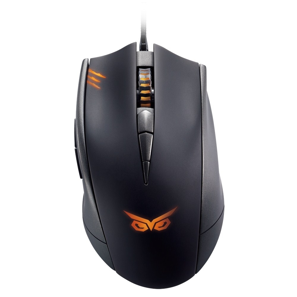 Игровая мышь ASUS Strix Claw, Dark Black цена и фото