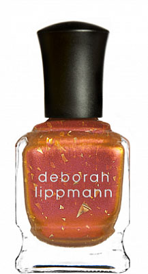 Deborah Lippmann лак для ногтей Marrakesh Express, 15 мл20288Deborah Lippmann лак для ногтей Marrakesh Express Пряный охряной с золотыми вкраплениями (текстура - глиттер) Входит в зимнюю коллекцию 2014 года Fantastical. Лаки Deborah Lippmann обеспечивают не только потрясающий вид ногтей, но и уход за ними: они относятся к категории Big 5-free, что делает их безопасными для вашего здоровья и окружающей среды. Идеальная консистенция и тонкая кисть отвечают за равномерное нанесение уже с первого слоя. Кроме того, с лаками от Деборы Липпманн вы можете быть уверены в своем маникюре 24/7: все покрытия износостойкие и быстросохнущие.