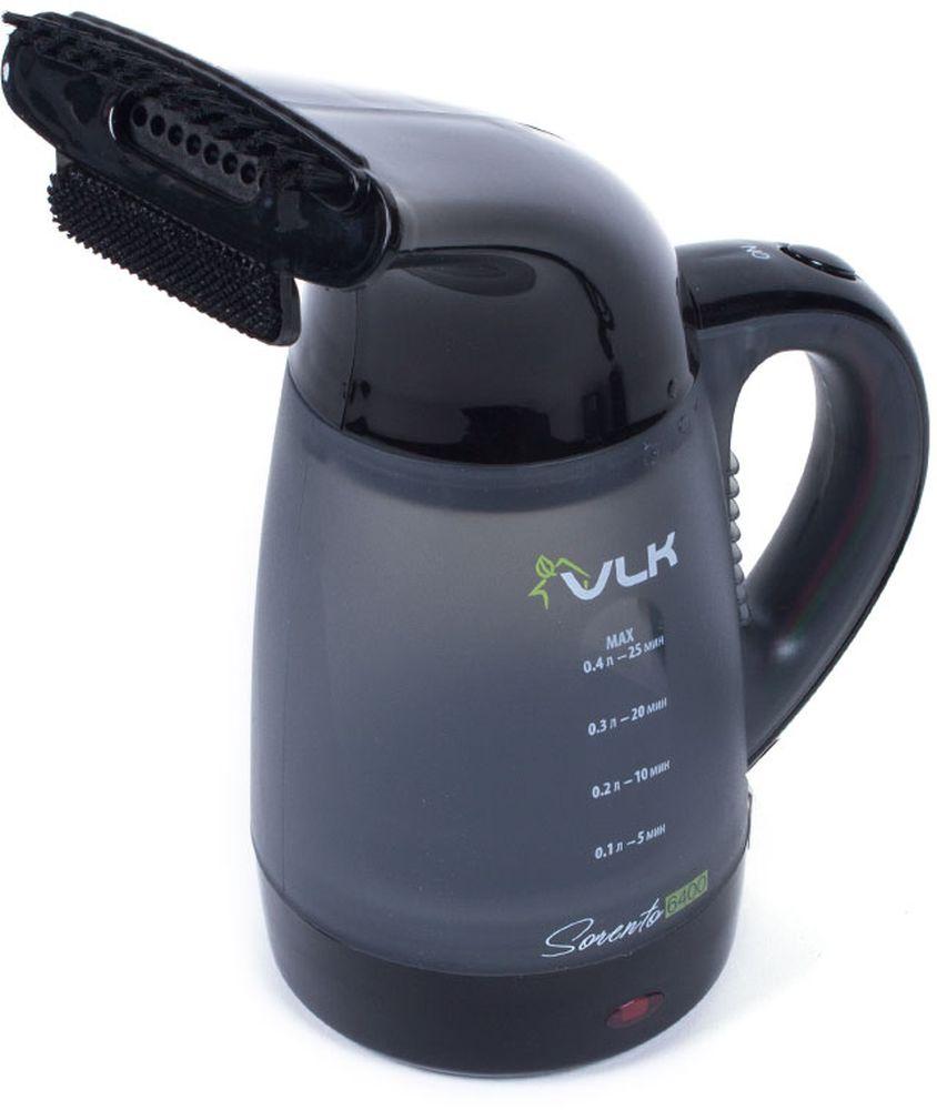VLK Sorento 6400, Black Grey пароочиститель - Пароочистители