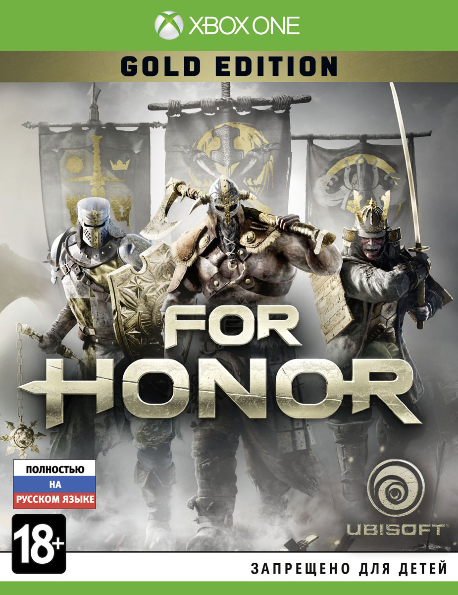 For Honor. Gold Edition (Xbox One), Ubisoft Montreal,Ubisoft Quebec,Ubisoft Toronto