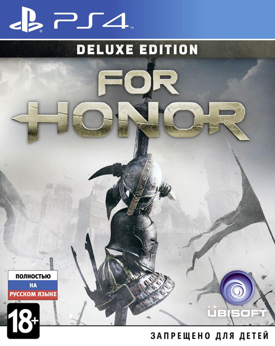 Ubisoft Montreal,Ubisoft Quebec,Ubisoft Toronto For Honor. Deluxe Edition (PS4)
