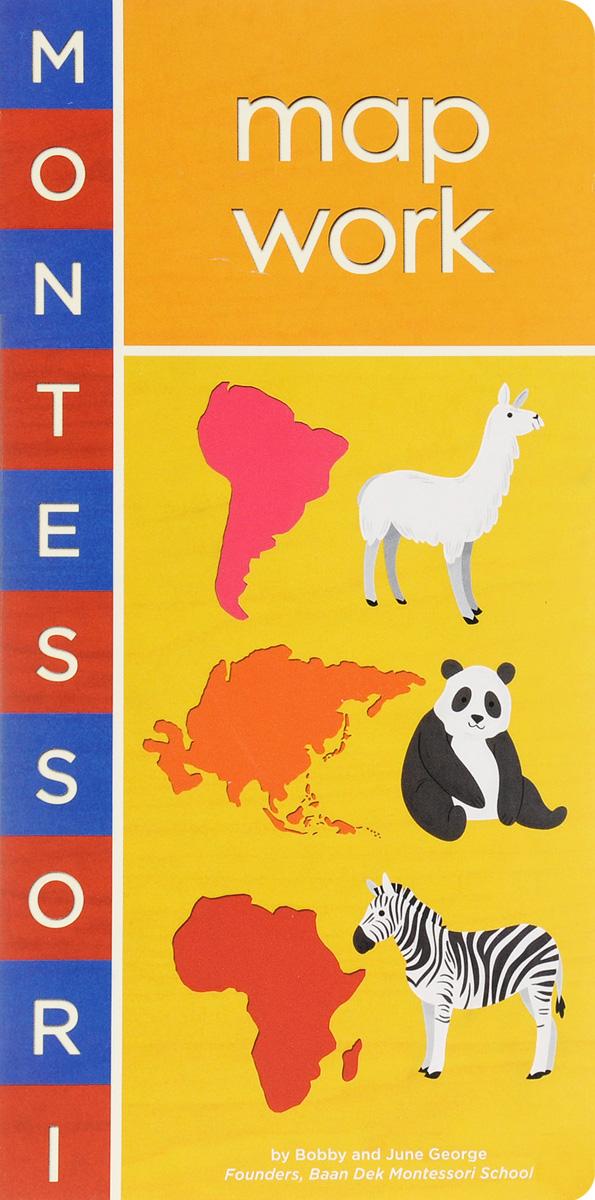 Montessori: Map Work the world according to garp