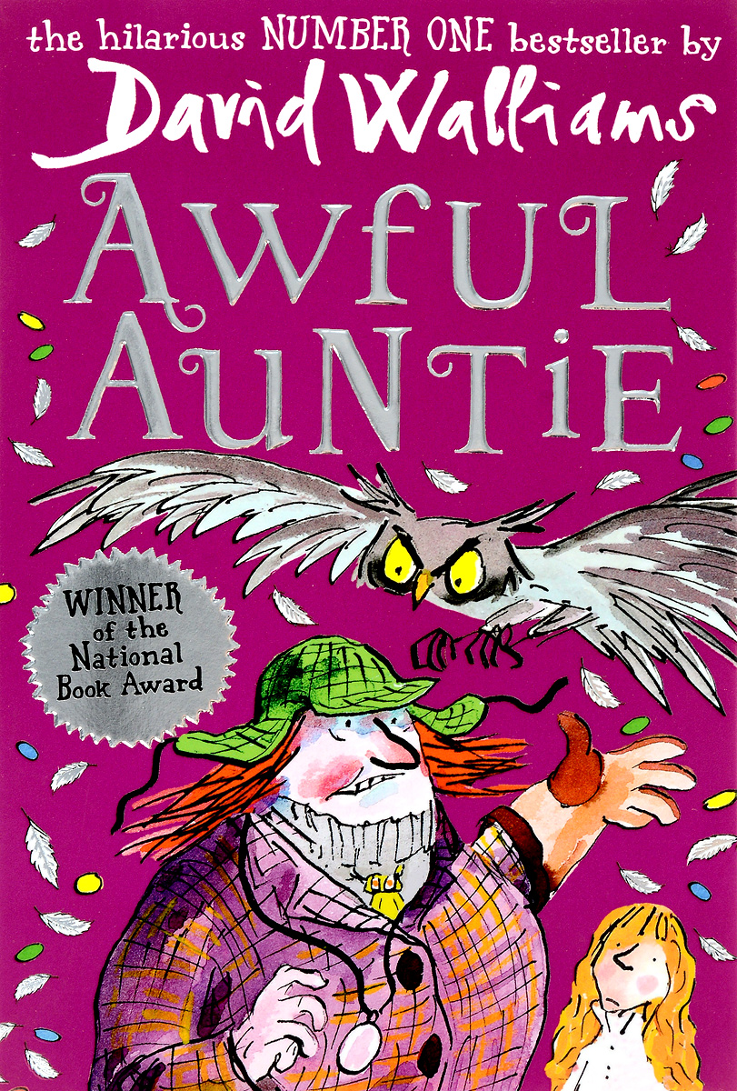 Awful Auntie the heir