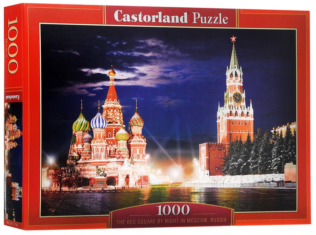 Castorland Пазл Красная площадь Москва