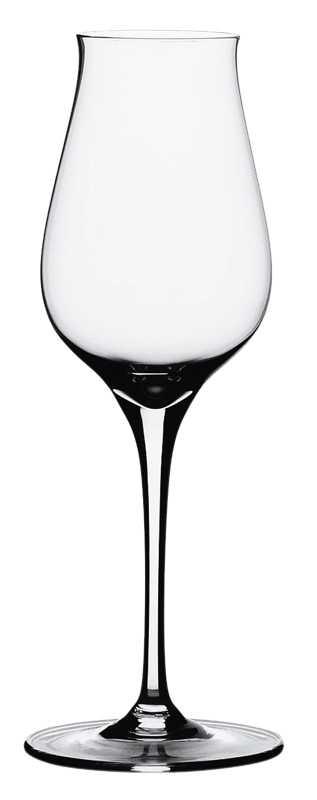 Набор бокалов для дижестива Spiegelau Аутентис, 170 мл, 4 шт4400170Набор Spiegelau Аутентис включает 4 бокала для дижестива. Бокалы выполнены из специального стекла. В этом стекле содержится платина и присутствует всего лишь 5% оксида свинца, намного меньше, чем в традиционном хрустале - и это благотворно сказывается на вкусе напитка. Бокалы изящные, тонкие, легкие и очень прочные, они выдерживают более тысячи циклов в посудомоечной машине, не боятся легких ударов и падений с небольшой высоты. Их характерный благородный блеск не подвластен времени.Благодаря превосходным характеристикам и высокому статусу ведущие рестораны мира отдают предпочтение немецкой марке Spiegelau (Шпигелау). Диаметр по верхнему краю: 6,2 см. Высота бокала: 18,8 см.