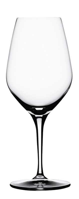 """Набор Spiegelau """"Аутентис"""" включает 4 бокала для красного  вина или воды. Бокалы выполнены из специального стекла. В  этом стекле содержится платина и присутствует всего лишь  5% оксида свинца, намного меньше, чем в традиционном  хрустале - и это благотворно сказывается на вкусе напитка.  Бокалы изящные, тонкие, легкие и очень прочные, они  выдерживают более тысячи циклов в посудомоечной машине,  не боятся легких ударов и падений с небольшой высоты. Их  характерный благородный блеск не подвластен времени. Благодаря превосходным характеристикам и высокому статусу  ведущие рестораны мира отдают предпочтение немецкой  марке Spiegelau (Шпигелау). Высота бокала: 21,8 см.  Диаметр бокала: 8,9 см."""