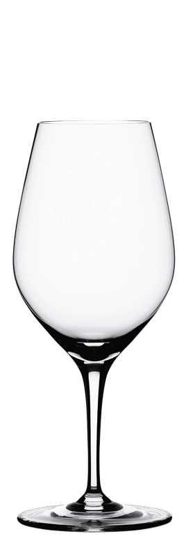 """Набор Spiegelau """"Аутентис"""" включает 4 бокала для дегустации вина. Бокалы выполнены из специального стекла. В этом стекле содержится платина и присутствует всего лишь 5% оксида свинца, намного меньше, чем в традиционном хрустале - и это благотворно сказывается на вкусе напитка. Бокалы изящные, тонкие, легкие и очень прочные, они выдерживают более тысячи циклов в посудомоечной машине, не боятся легких ударов и падений с небольшой высоты. Их характерный благородный блеск не подвластен времени. Благодаря превосходным характеристикам и высокому статусу ведущие рестораны мира отдают предпочтение немецкой марке Spiegelau (Шпигелау).  Диаметр по верхнему краю: 7,7 см.  Высота бокала: 18,6 см."""