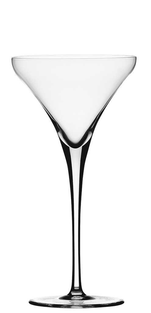 Набор бокалов для мартини Spiegelau Виллсбергер Анниверсари, 260 мл, 4 шт1416150Набор Spiegelau Виллсбергер Анниверсари включает 4 бокала для мартини. Бокалы выполнены из специального стекла. В этом стекле содержится платина и присутствует всего лишь 5% оксида свинца, намного меньше, чем в традиционном хрустале - и это благотворно сказывается на вкусе напитка. Бокалы изящные, тонкие, легкие и очень прочные, они выдерживают более тысячи циклов в посудомоечной машине, не боятся легких ударов и падений с небольшой высоты. Их характерный благородный блеск не подвластен времени. Благодаря превосходным характеристикам и высокому статусу ведущие рестораны мира отдают предпочтение немецкой марке Spiegelau (Шпигелау).Диаметр по верхнему краю: 11,2 см.Высота бокала: 21 см.